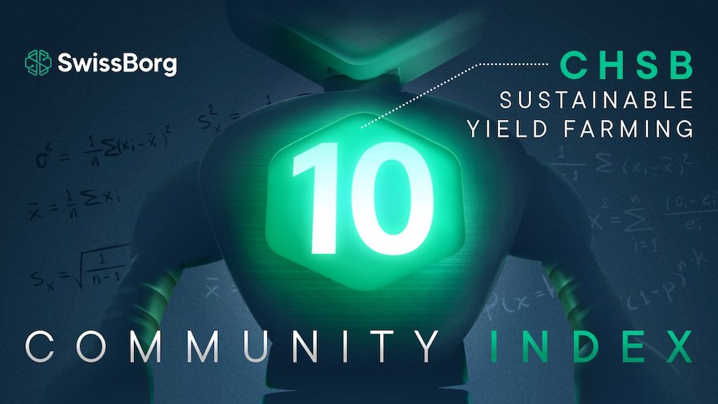 SwissBorg Community-Index