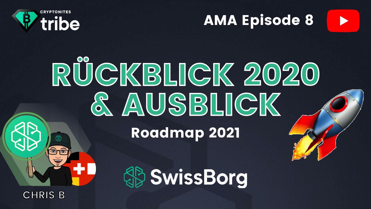 AMA Deutsch Episode 8: Rückblick 2020 & Roadmap
