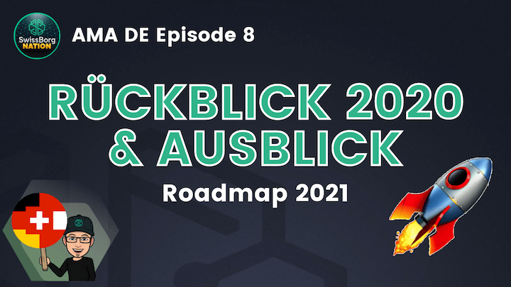 AMA Deutsch Episode 8: Rückblick 2020 & Roadmap