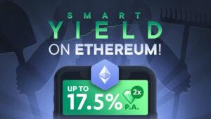 Smart Yield ETH