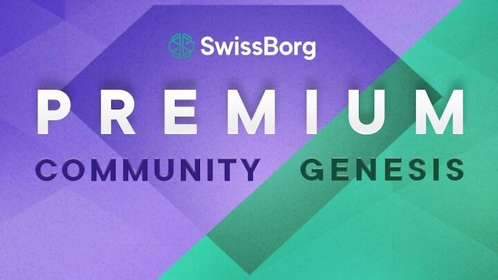 SwissBorg Genesis Community Premium