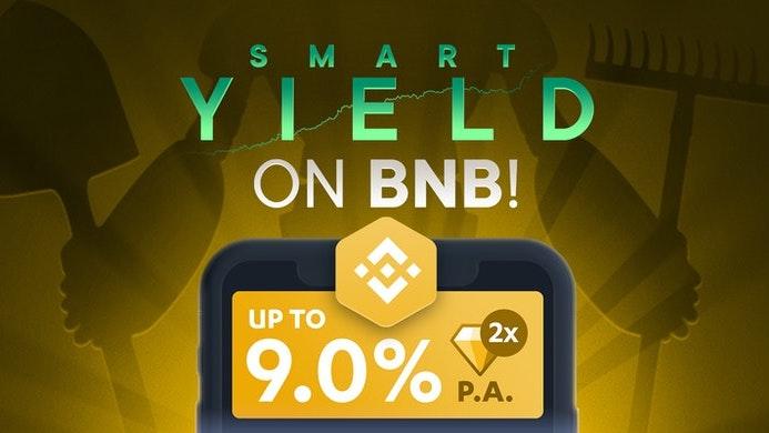 BNB Smart Yield