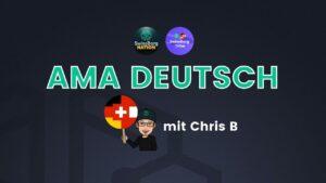 SwissBorg DAO AMA Deutsch