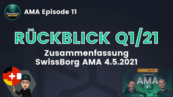 AMA Deutsch Episode 11 - Rückblick Q1 2021