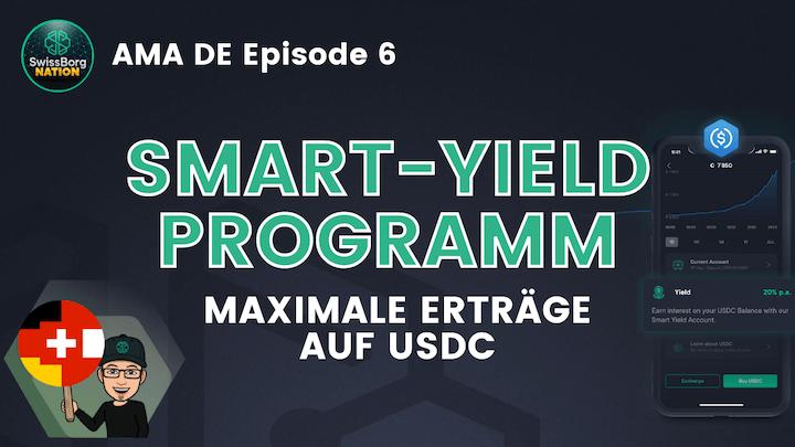 AMA Deutsch Episode 6: Smart-Yield-Konto
